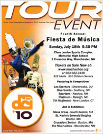 Fourth Annual Fiesta de Musica