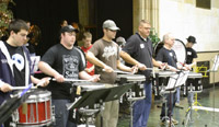 Drumline - November 7, 2010 Open House